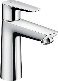 hansgrohe 汉斯格雅 Talis 面盆龙头(出水嘴高度110mm 按开式排水),镀铬
