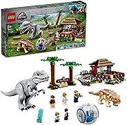 LEGO 乐高 侏罗纪世界 印度米纳斯 雷克斯 vs. Unkill龙头 75941