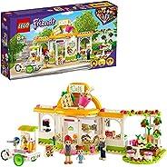 LEGO 乐高 41444 Friends Heartlake City 咖啡馆玩具组合,环保教育,适合6岁以上儿童