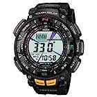 CASIO 卡西欧 Casio 卡西欧 手表 PROTREK 3 重传感器、坚固太阳能 2-级 LCD 型号 PRG-240男式手表 1508.55元