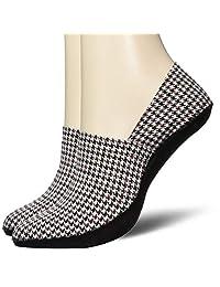 GUNZE 郡是 船袜 Tuche 运动鞋用 超深袜 同色 2双装 TQL827 女士