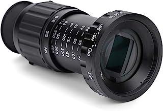专业相机取景器,VD-11X 微型导演高清取景器场景,带伸缩设计,兼容 37 毫米标准滤波螺纹