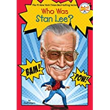 Who Was Stan Lee? (Who Was?) (English Edition)