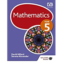 Mathematics Year 5 (GP) (English Edition)