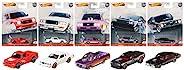 """风火轮(Hot Wheels)汽车文化 2020 混装Mix6 """"Power Trip"""" 【迷你车10台装 盒装销售】GMC 旋风(2台) '87别克 RegalGNX(2台) '72"""