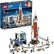 LEGO 乐高 城市组 深空火箭发射控制中心 60228 积木 玩具 男童