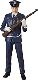 メディコム・トイ(MEDICOM TOY) Entertainment Earth 蝙蝠侠黑暗骑士小丑警察版黑手党人物模型