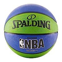 Spalding 斯伯丁 NBA Varsity户外橡胶篮球