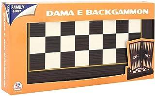GLOBO- Prime Backgammon (40358), 多种颜色