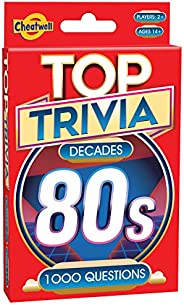 Cheatwell Games Top Trivia 80s