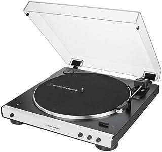 Audio-Technica LP60XBT 全自动蓝牙立体声唱机,白色