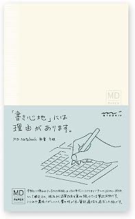 MIDORI MD 方格筆記本 (中型)