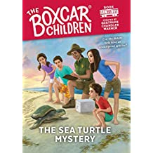 The Sea Turtle Mystery (The Boxcar Children Mysteries Book 151) (English Edition)