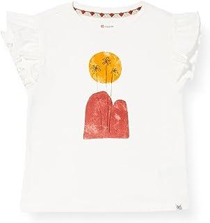 Noppies 女童 G Tee Ss Lotherton T 恤