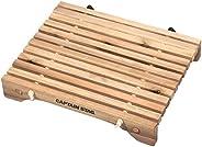 [Captain Stag 鹿牌] 野营 烧烤用 桌子 CS经典 便携折叠桌 31×21厘米