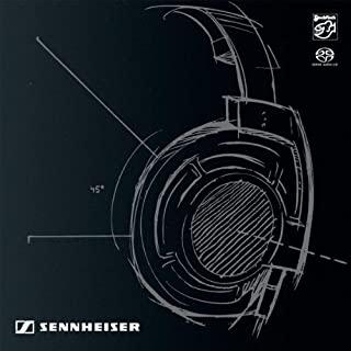 进口CD:森海塞尔HD800示范盘(CD)SFR35798002