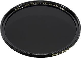 B+W 49mm 0.9-8X 多重防涂层纳米相机镜头过滤器,灰色 (66-1089175)