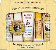 Burt's Bees 礼品装护肤品5件套,携行大小 - 含深层清洁霜,护手霜,润肤露,护足霜