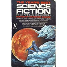 The Year's Best Science Fiction: First Annual Collection (English Edition)