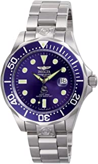 Invicta Men's Pro Diver 3045 Stainless Steel Watch
