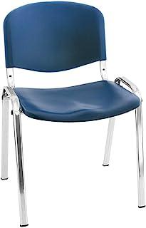Express fuehle 椅子腿,钢,蓝色,55 x 53 x 79厘米
