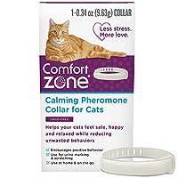 Comfort Zone 猫咪舒缓项圈,1 件装