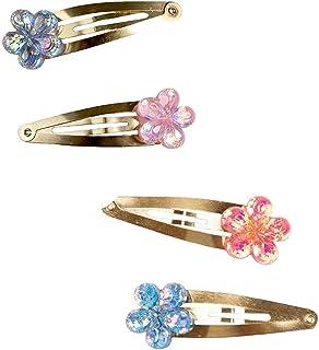 Great Pretenders - Barrettes-Shimmer Flower 发饰,多色(88074)
