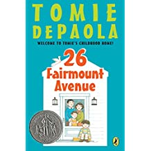 26 Fairmount Avenue (English Edition)