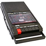 QFX RETRO-39 带USB播放器的鞋盒式录音机