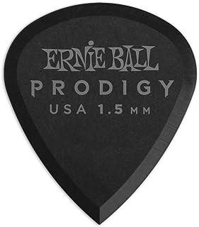 Ernie Ball 9195 Everlast 拨片,1.5 毫米黄色,12 只装9200 1.5 Mini