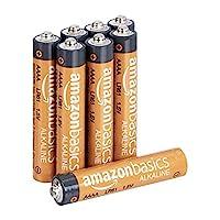 AmazonBasics AAAA Everyday Alkaline Batteries (8-Pack)