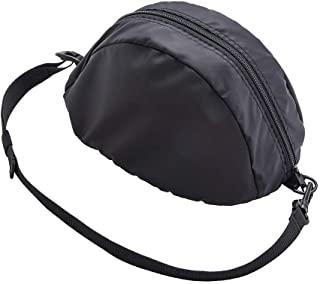 角利产业 头盔收纳盒 HSC-1 黑色 约245×320×160毫米