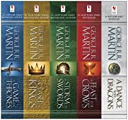 George R. R. Martin's A Game of Thrones 5-Book Boxed Set (Song of Ice and Fire Series): A Game of Thrones,
