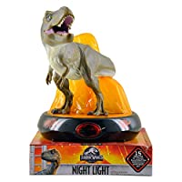 Jurassic World 夜燈