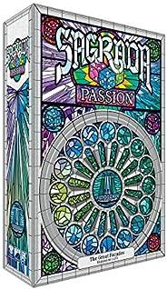 Flood Gate Games FGGSA03 Sagrada: The Facades-Passion,混合颜色