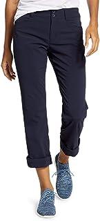 Eddie Bauer 女式 Sightscape 可转换卷起裤