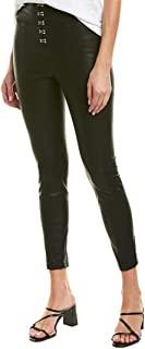 [BLANKNYC] 女士人造皮革紧身裤