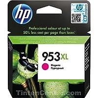 HP 惠普 原裝打印機墨盒 適用于 HP 惠普 Officejet Pro 打印機 XL 品紅色