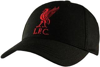 Liverpool FC - 正品 EPL 棒球帽 - 黑色标志