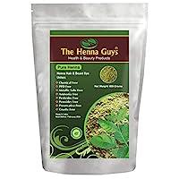PURE henna 染发粉适用于染发剂–THE henna GUYS 400g