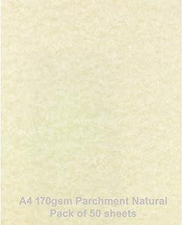 ARK A4 170gsm 羊皮纸天然 50 张装