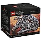 超值黑五、中亚Prime会员:LEGO 乐高 星球大战系列 75192 豪华千年隼