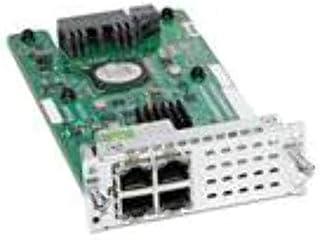Cisco NIM-ES2-4= 4 Port Layer 2 Ge Switch 网络设备