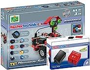 Fischertechnik 530857 - 套装 TXT Discovery 和 Accu Set