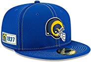 New Era 59Fifty 洛杉矶公羊队上场用Salute to Service *棒球帽
