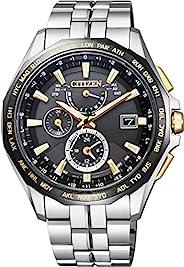 [西铁城]CITIZEN 手表 ATTESA 光动能电波表 AT9095-50E 男士