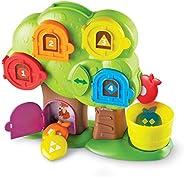 Learning Resources Hide & Seek 学习树屋玩具(7 件