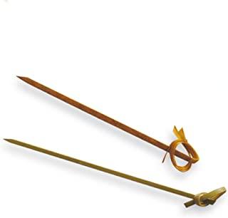 Garcia de Pou Knot 拨片盒装,竹子,天然,30 x 30 x 30 厘米