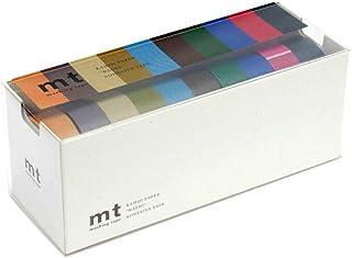 MT Washi 纸胶带 10件装 冷色 (MT10P004)
