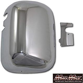 MADMAX 五十铃 五星齿轮/新齿轮 大型 中型车* 副驾驶侧单体 电镀镜面罩 MM70-060-A